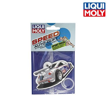 Speed Air Freshener 車用芳香片-清新運動
