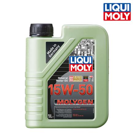 Molygen 魔護機油 15W-50