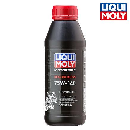 Motorbike Gear Oil 75W-140 (GL5) VS 全合成摩托車齒輪油
