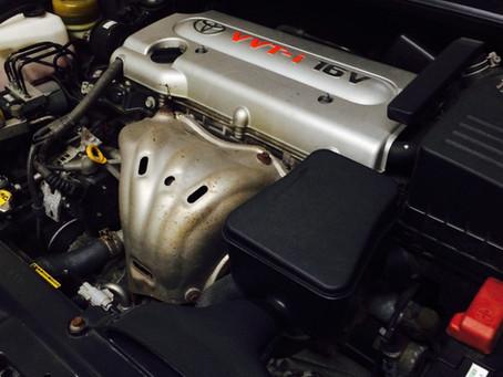 2009 Toyota Camry 使用LIQUI MOLY MOLYGEN新一代魔護機油10W30心得