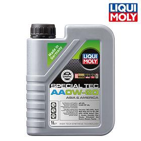 Special Tec AA 高科技合成機油 0W-20
