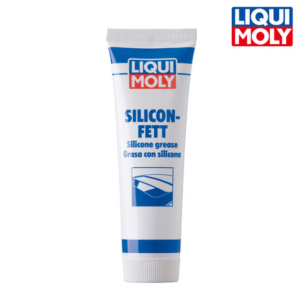 Silicone Grease Transparent 透明矽脂油膏