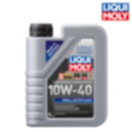 MoS2 Leichtlauf 雷神鉬護合成機油 10W-40