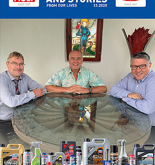 30 years together for the success of the company - issue 13/2020