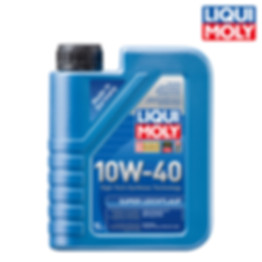 Super Leichtlauf 雷神頂級合成機油 10W-40