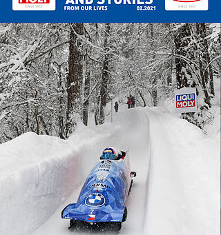 On the road to success through winter - issue 02/2021