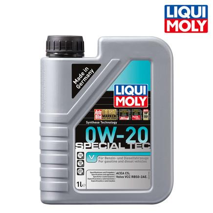 Special Tec V 高科技合成機油 0W-20