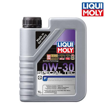 Special Tec F 高科技合成機油 0W-30