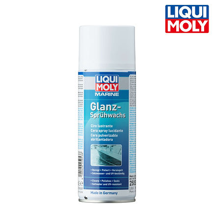 Marine Gloss Spray Wax 船舶光澤噴蠟