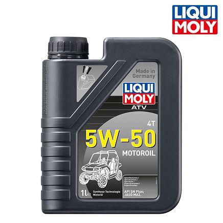 ATV 4T Motoroil 5W-50 沙灘車機油