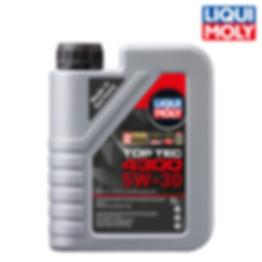 Top Tec 4300 頂級科技機油 5W-30