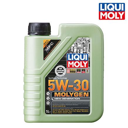 Molygen New Generation 新一代魔護機油 5W-30