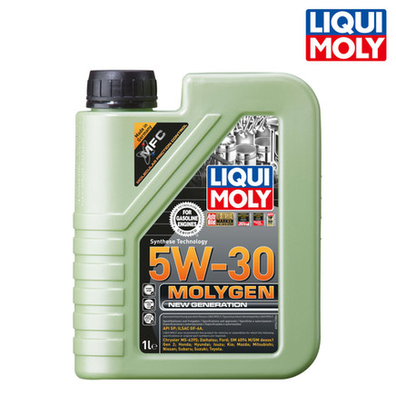 Molygen New Generation 新一代魔護機油 5W-30