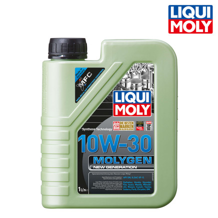 Molygen New Generation 新一代魔護機油 10W-30