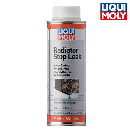 Radiator Stop-Leak 冷卻系統止漏劑
