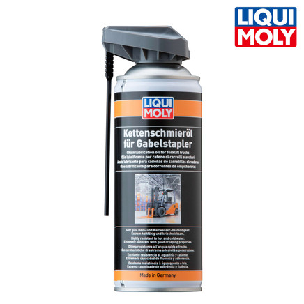 Chain lubrication oil for forklift trucks 堆高機鏈條專用潤滑油