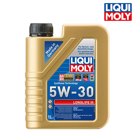 Longlife III 長效合成機油 5W-30