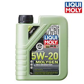 Molygen New Generation 新一代魔護機油 5W-20