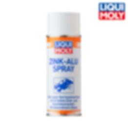 Zinc Aluminum Spray 鋅鋁噴劑