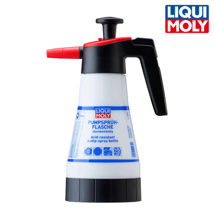Acid-resistant pump-spray bottle 耐酸泵式噴瓶