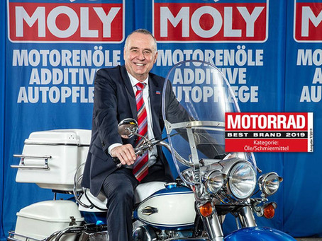 LIQUI MOLY力魔 - 歐洲最大摩托車雜誌MOTORRAD評選為最佳潤滑油品牌!