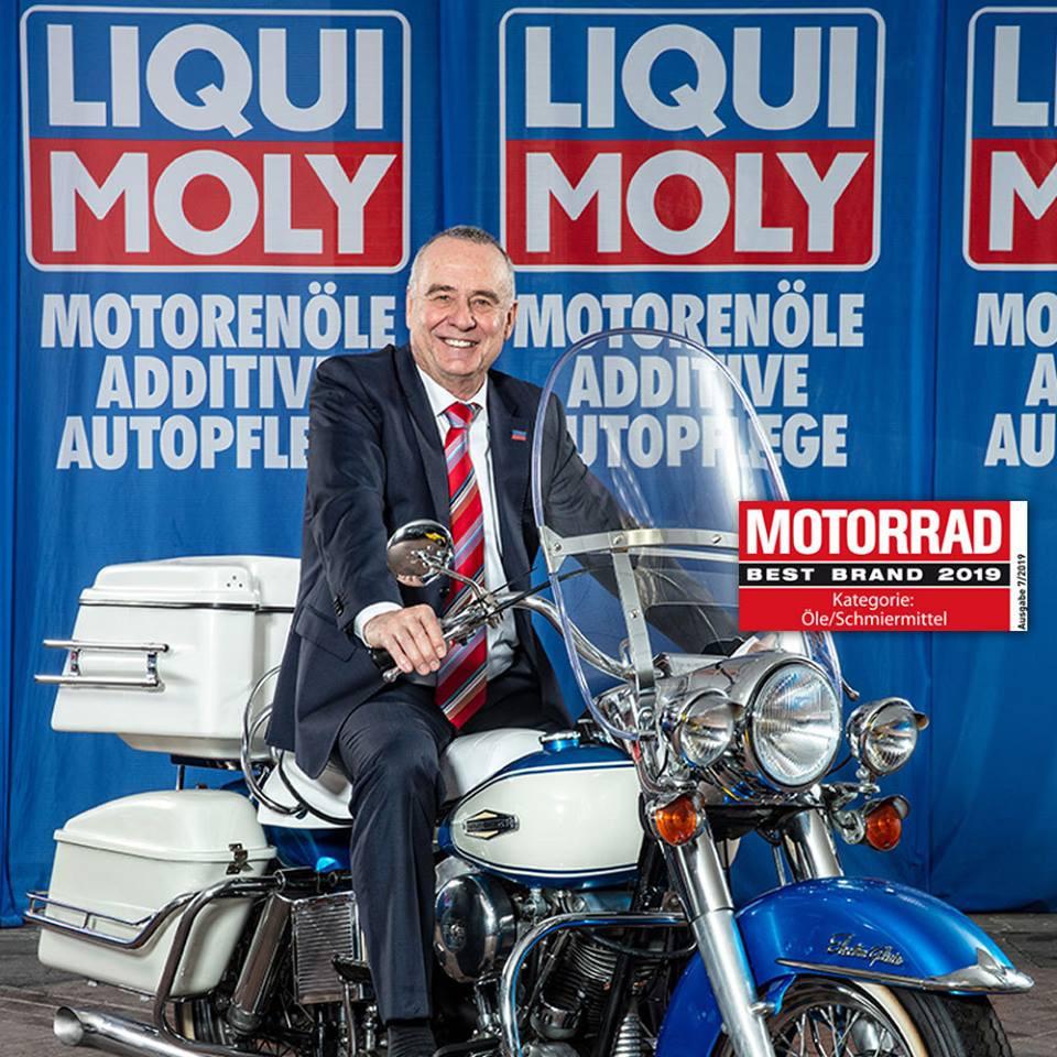 LIQUI MOLY MOTORRAD BEST BRAND 2019