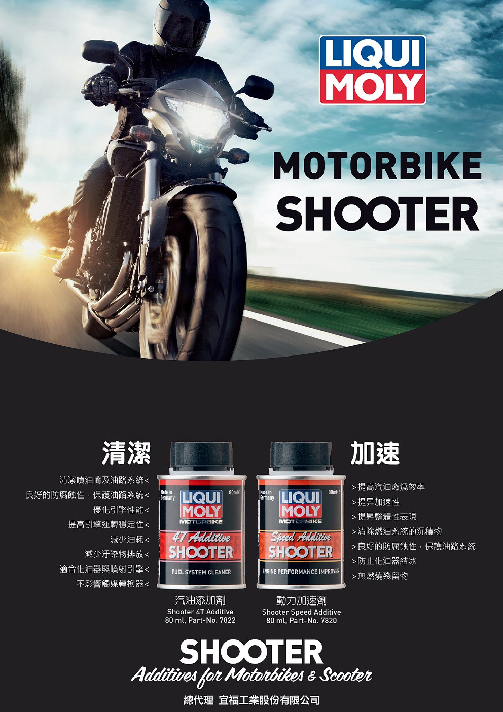 motorbike shooter