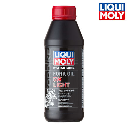 Motorbike Fork Oil 5W light 全合成摩托車前叉避震器油
