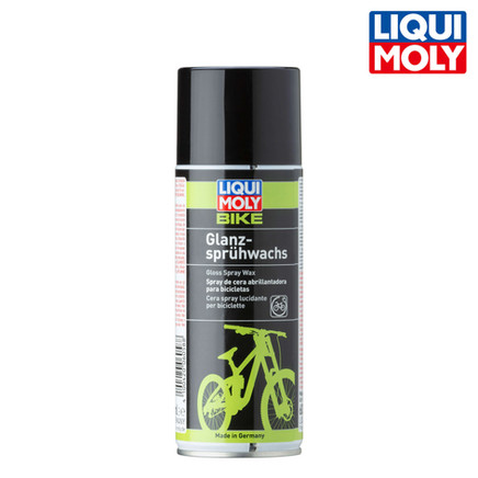 Bike Gloss Spray Wax 自行車蠟質噴劑