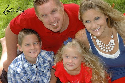 Family & Special Needs (Season Special Price)