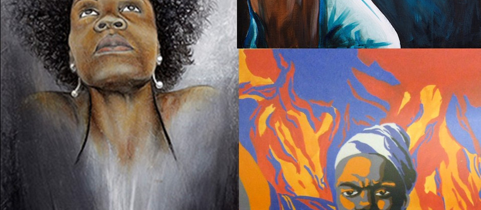 Art Exhibition Honouring Black History Month: From There to Now