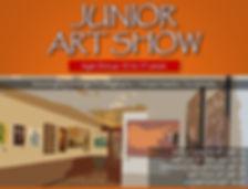 2018 0922 junior art show call for artis
