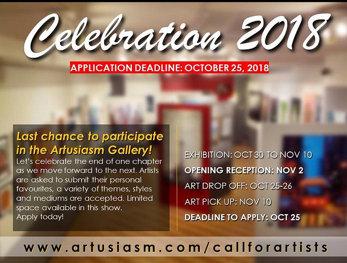 2018 1102 CELEBRATION CALL FOR ARTISTS.j