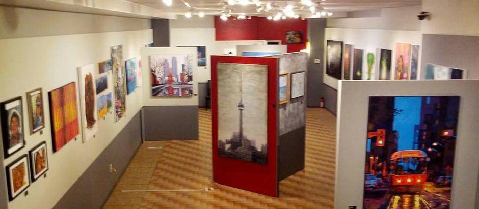 New Beginnings: Artusiasm is Closing Storefront Gallery