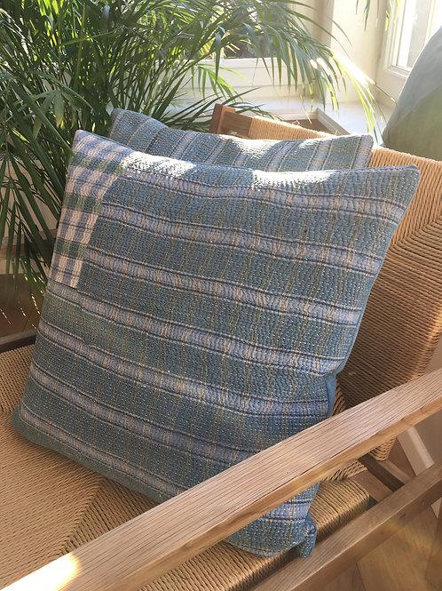 Cushion 'Sari / Waterfall' - 4