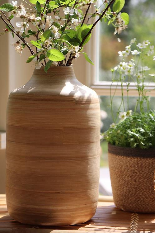 Bamboo vase 'Otama'