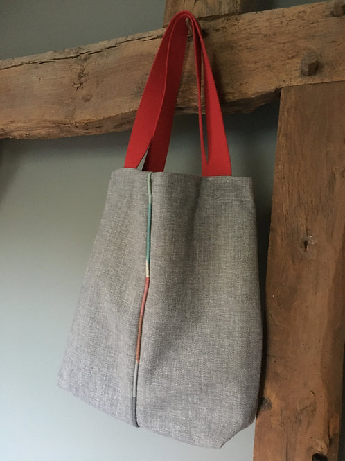 Tote bag 'grey'