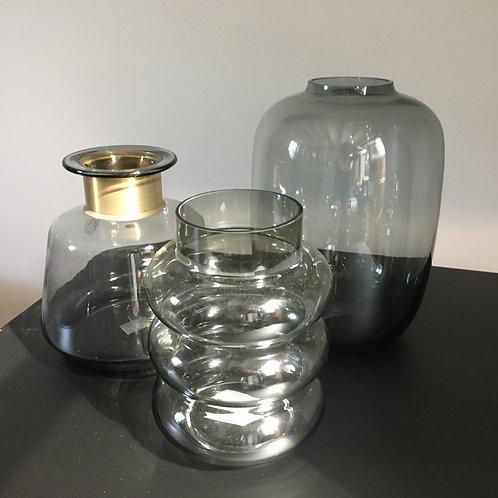 HV bubble vase