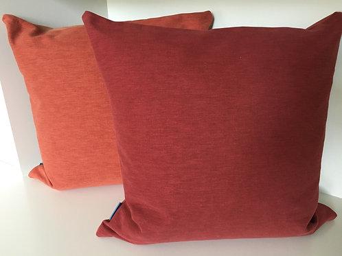 Cushion 'Esala Lava / Raspberry jam'