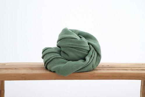 Scarf green-808
