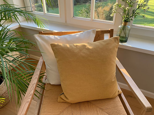 Cushion 'Nugget / Ivory'