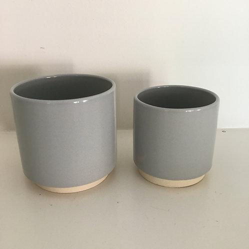 'Eno' pot grey