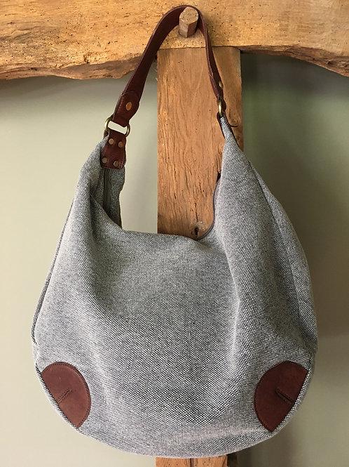 Shoulder bag 'Cleo' grey