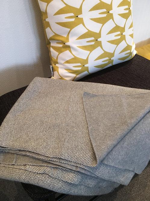 Plaid Casina light grey/light grey