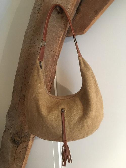 Shoulder bag 'Lillian' snuff
