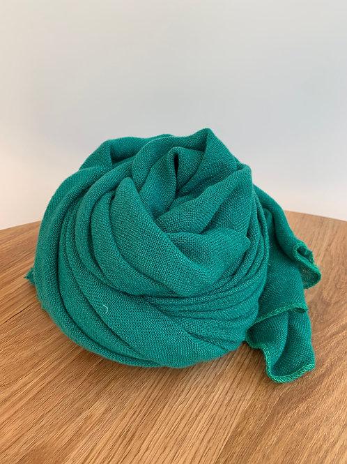 Scarf green - 800