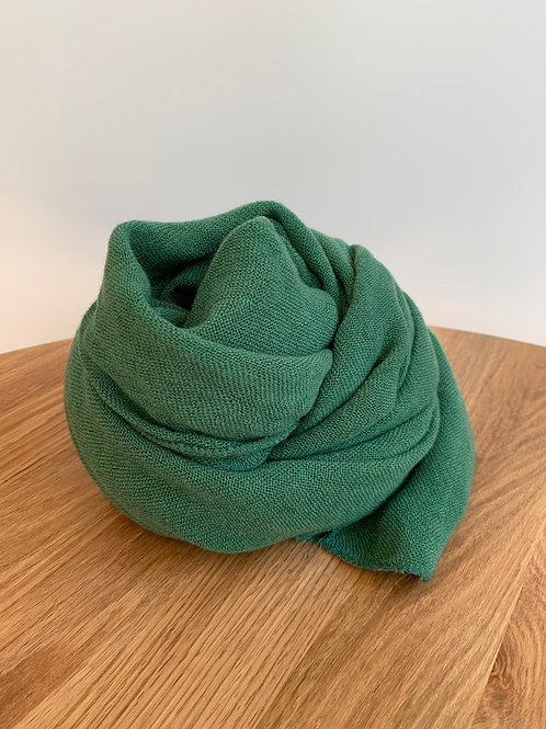 Scarf green - 858