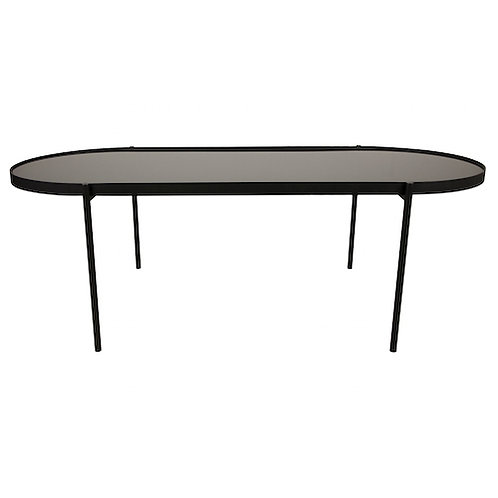 Ovum salon table black