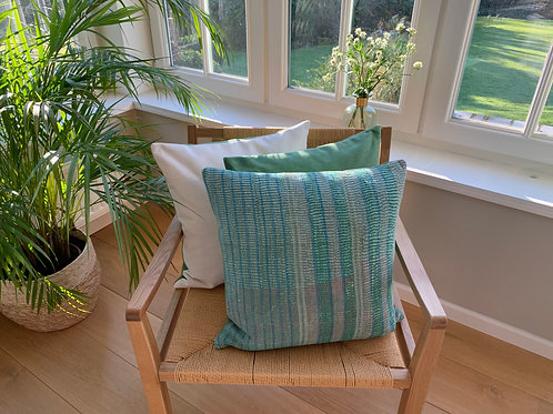 Cushion 'Sari / Juniper' - 2