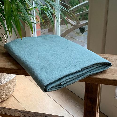 Tablecloth Naïs 'celadon'